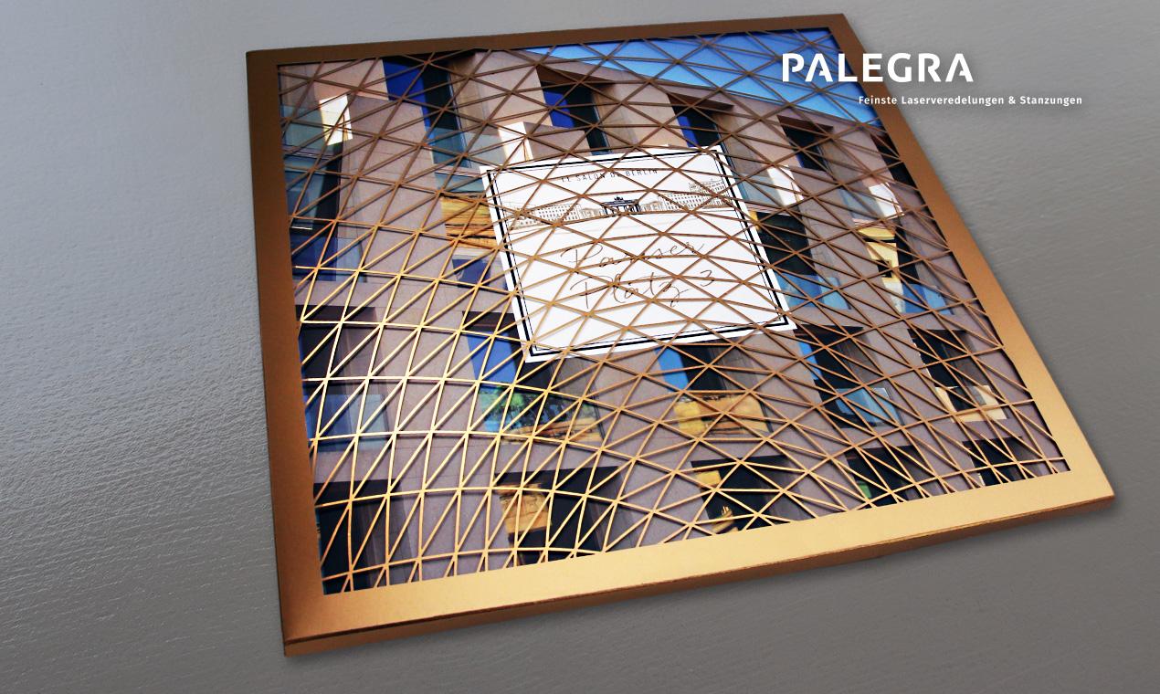 Laserschnitt: Filigrane Strukturen im Buchschuber