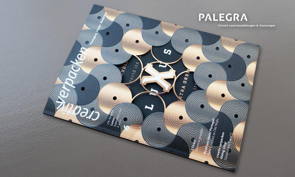 kreativ verpacken – Zeitschriftentitel